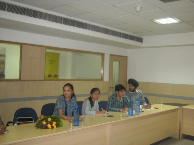 Guest Lecture by MR. AMITAVA MITRA