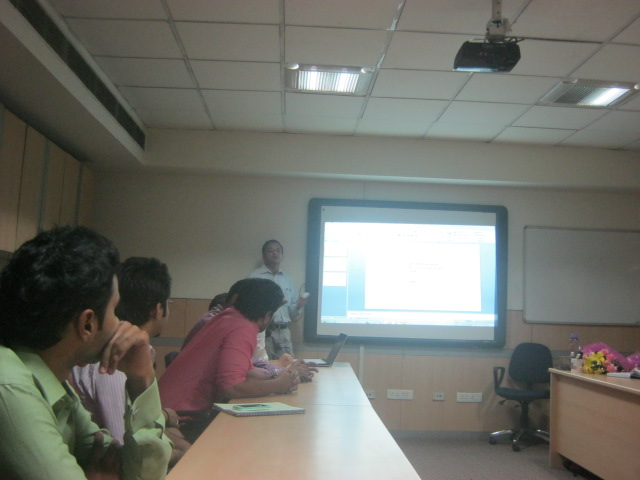 Guest Lecture by Mr. Prasanna Singh